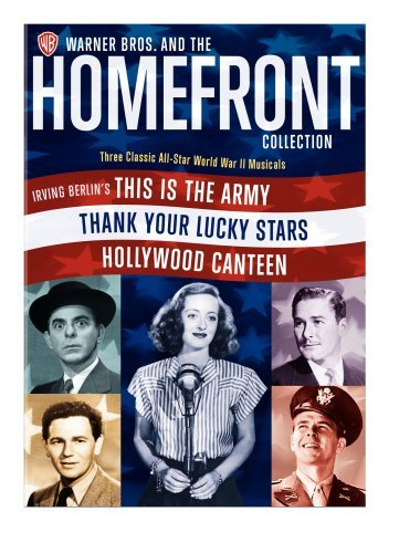 Warner Bros. & The Homefront Warner Bros. & The Homefront Nr 3 DVD