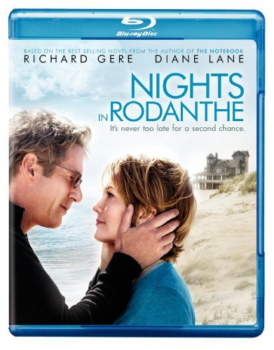Nights In Rodanthe Gere Lane Franco Glenn Blu Ray Ws Gere Lane Franco Glenn