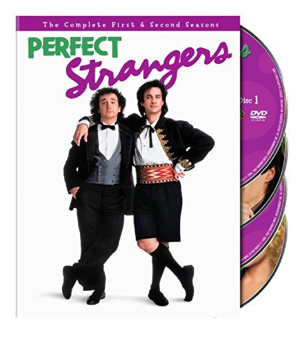 Perfect Strangers Season 1 2 Nr 4 DVD