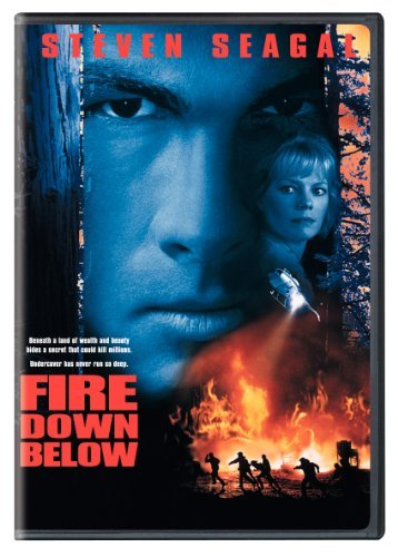 Fire Down Below (1997) Seagal Helgenberger Kristoffer Clr Cc 5.1 Ws Snap R