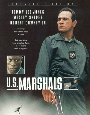 U.S. Marshals Jones Snipes Downey Jr. Pantol Clr Cc 5.1 Snap 'pg13