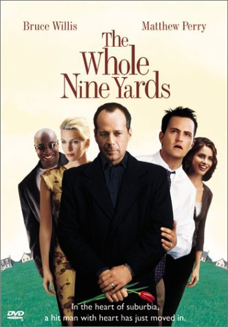 The Whole Nine Yards Willis Perry Duncan Henstridge DVD R
