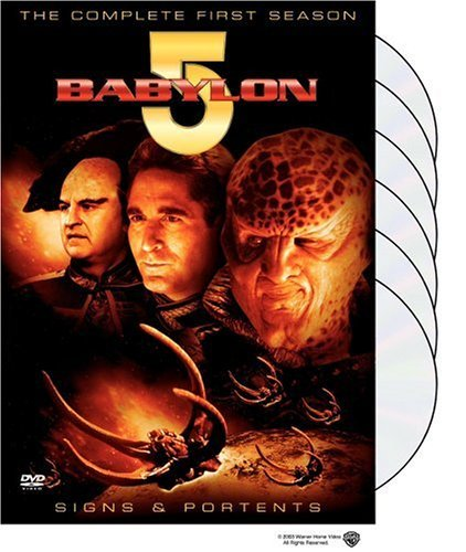 Babylon 5 Season 1 Clr 5.1 Fra Spa Sub Nr 6 DVD