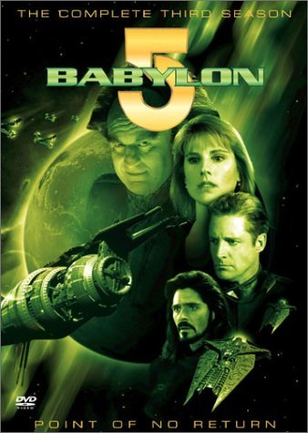 Babylon 5 Season 3 Clr Nr 6 DVD