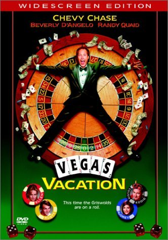 National Lampoon's Vegas Vacation Chase D'angelo Quaid Embry DVD Pg
