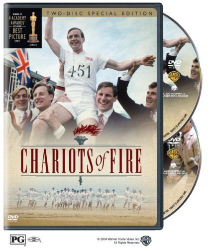 Chariots Of Fire Charleson Cross Nr 2 DVD Special