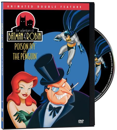 Adventures Of Batman & Robin Poison Ivy The Penguin Clr Nr