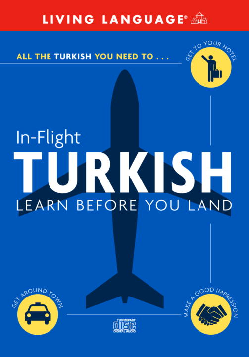 Living Language In Flight Turkish Learn Before You Land