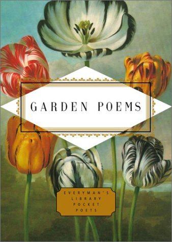 John Hollander Garden Poems Pocket Poets