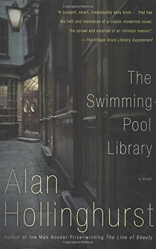 Alan Hollinghurst The Swimming Pool Library