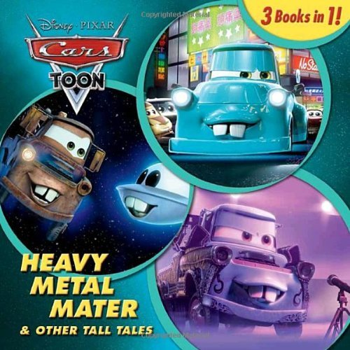 Frank Berrios Heavy Metal Mater & Other Tall Tales