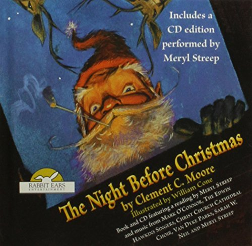 Clement C. Moore The Night Before Christmas With Bonus CD