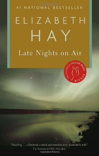 Elizabeth Hay Late Nights On Air