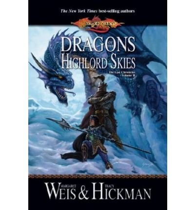 Margaret Weis Tracy Hickman Dragons Of The Highlord Skies (dragon Lance The L