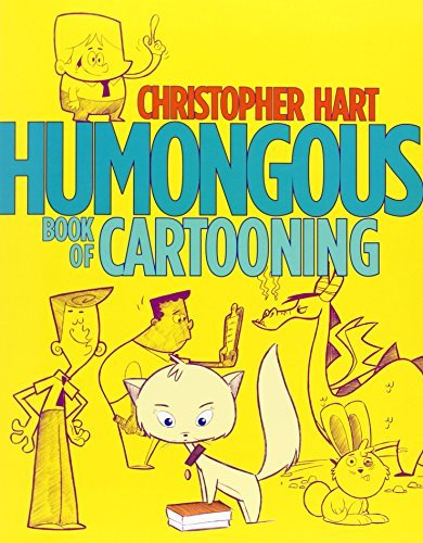 Christopher Hart Humongous Book Of Cartooning