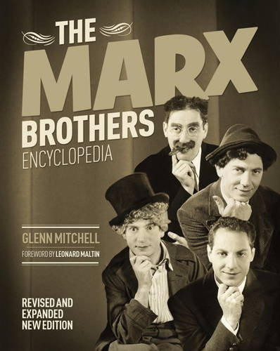 Glen Mitchell The Marx Brothers Encyclopedia Revised Expand