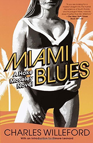 Charles Ray Willeford Miami Blues