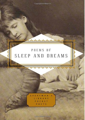 Peter Washington Poems Of Sleep And Dreams