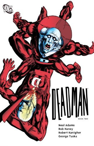 Neal Adams Deadman Book Two