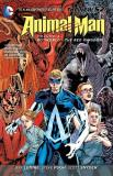 Lemire Jeff Animal Man Vol. 3 Rotworld The Red Kingdom (the New 52)