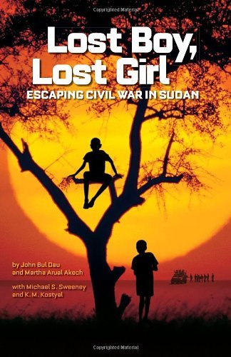 John Bul Dau Lost Boy Lost Girl Escaping Civil War In Sudan