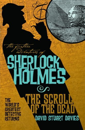 david-stuart-davies-the-further-adventures-of-sherlock-holmes-the-scroll-of-the-dead