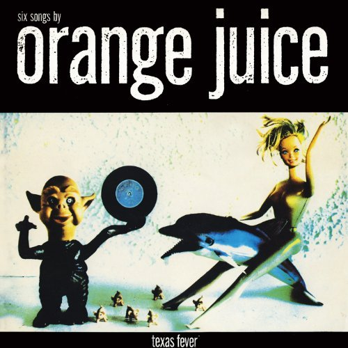 Orange Juice Texas Fever Incl. Digital Download