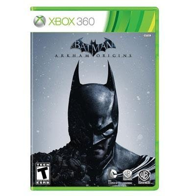 Xbox 360 Batman Arkham Origins Whv Games T