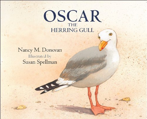 Nancy M. Donovan Oscar The Herring Gull
