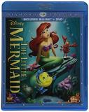 The Little Mermaid Diamond Edition Two Disc Diamond Edition Blu Ray DVD Disney G