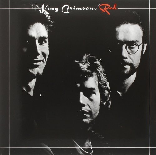 King Crimson Red Red