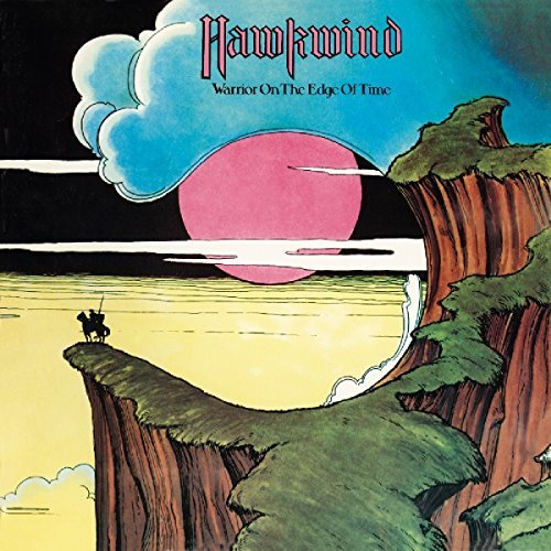 Hawkwind Warrior On The Edge Of Time Import Gbr