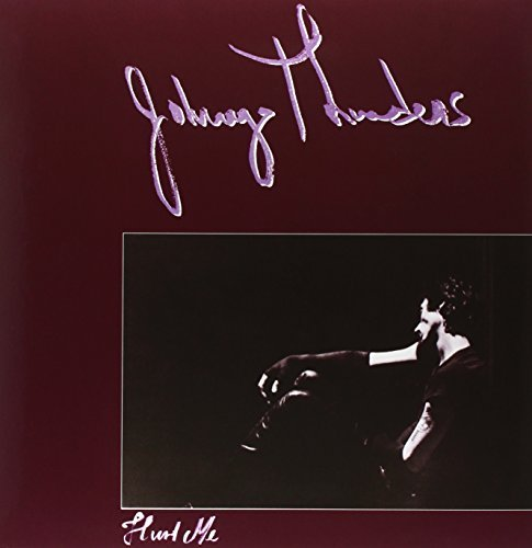Johnny Thunders Hurt Me Remastered 2 Lp