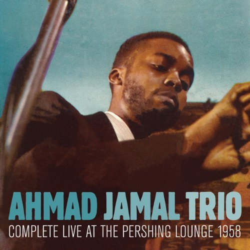 Ahmad (trio) Jamal Complete Live At The Pershing Import Esp Incl. Bonus Track