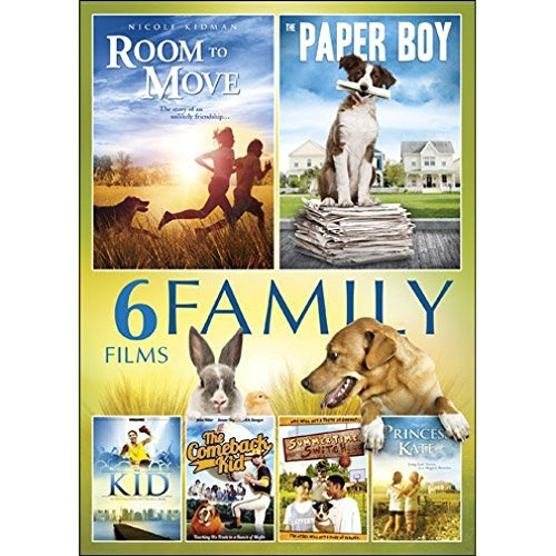 6 Film Family Pack 6 Film Family Pack Ws Nr 2 DVD