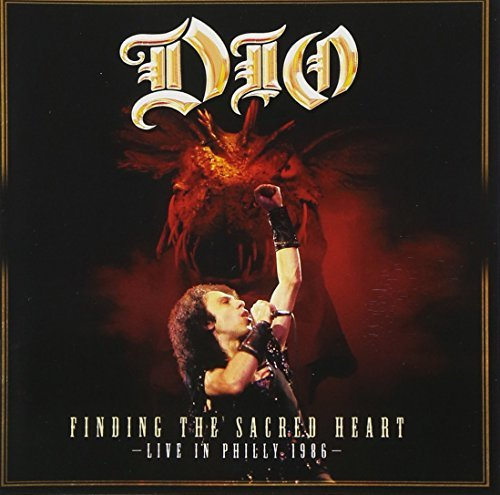 Dio Finding The Sacred Heart Live 2 CD