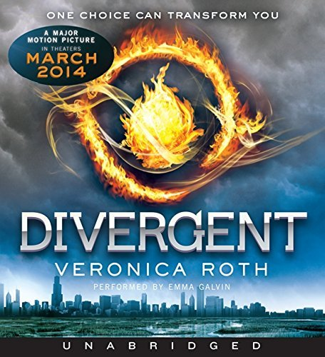 Veronica Roth Divergent CD