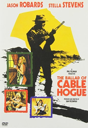 Ballad Of Cable Hogue Stevens Robards Warner Clr Ws R