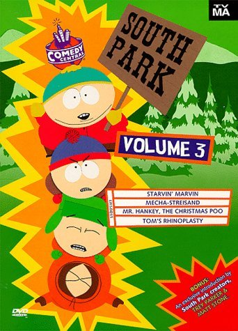 South Park Vol. 3 Starvin' Marvin' Tom's Clr Dss Snap Nr