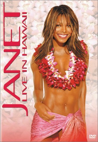 Janet Jackson Live In Hawaii Clr Live In Hawaii