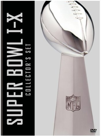 Nfl Superbowl 1 10 Clr Nr 5 DVD