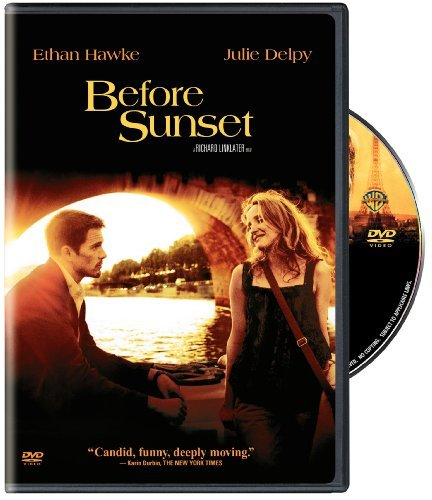 Before Sunset Hawke Delpy R