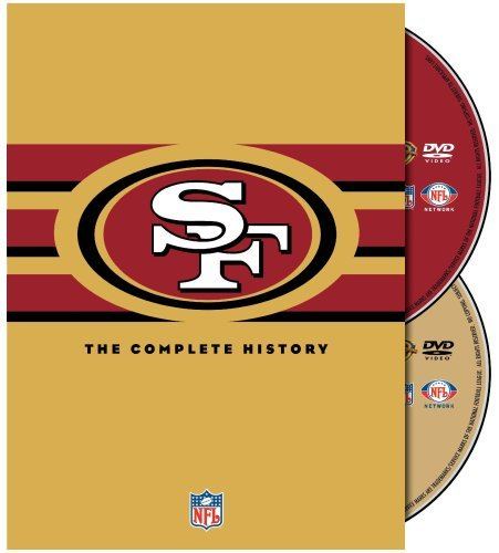 History Of The San Francisco 4 Nfl Nr 2 DVD