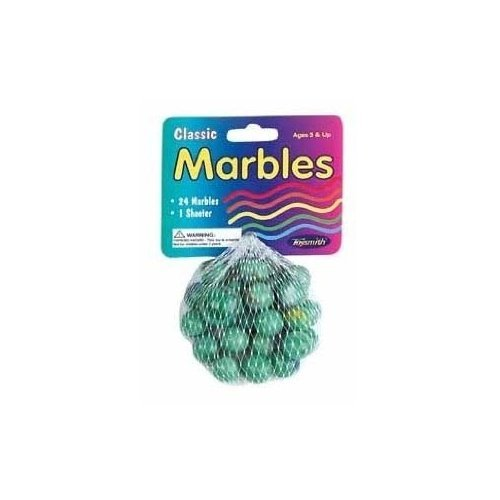 Toy Classic Marbles 48 Pack