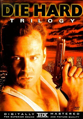 Die Hard Trilogy Willis Bruce R 3 DVD