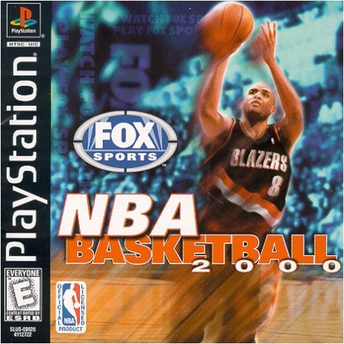 Psx Nba Basketball 2000 E
