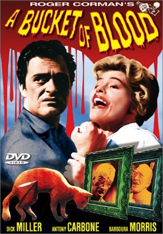 Bucket Of Blood (1959) Miller Dick Bw Nr