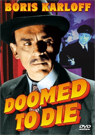 Doomed To Die (1940) Karloff Reynolds Withers Stell Bw Nr