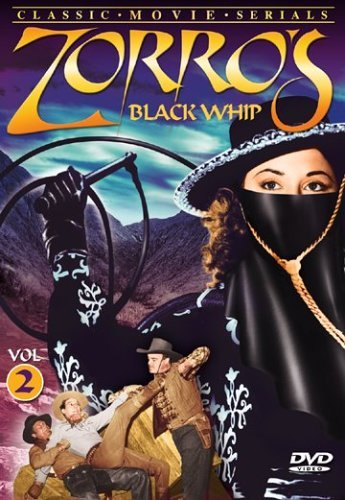 Zorro's Black Whip Zorro's Black Whip Vol. 2 Bw Nr