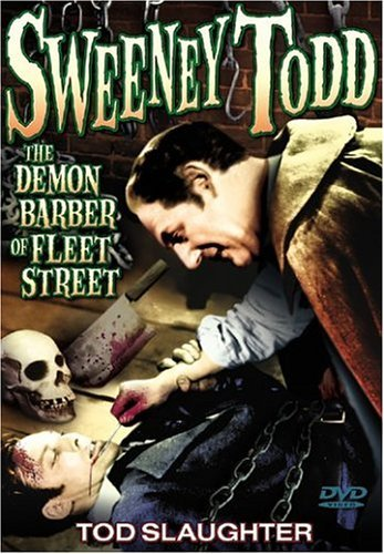 Sweeny Todd Demon Barber Of Fl Slaughter Tod Bw Nr